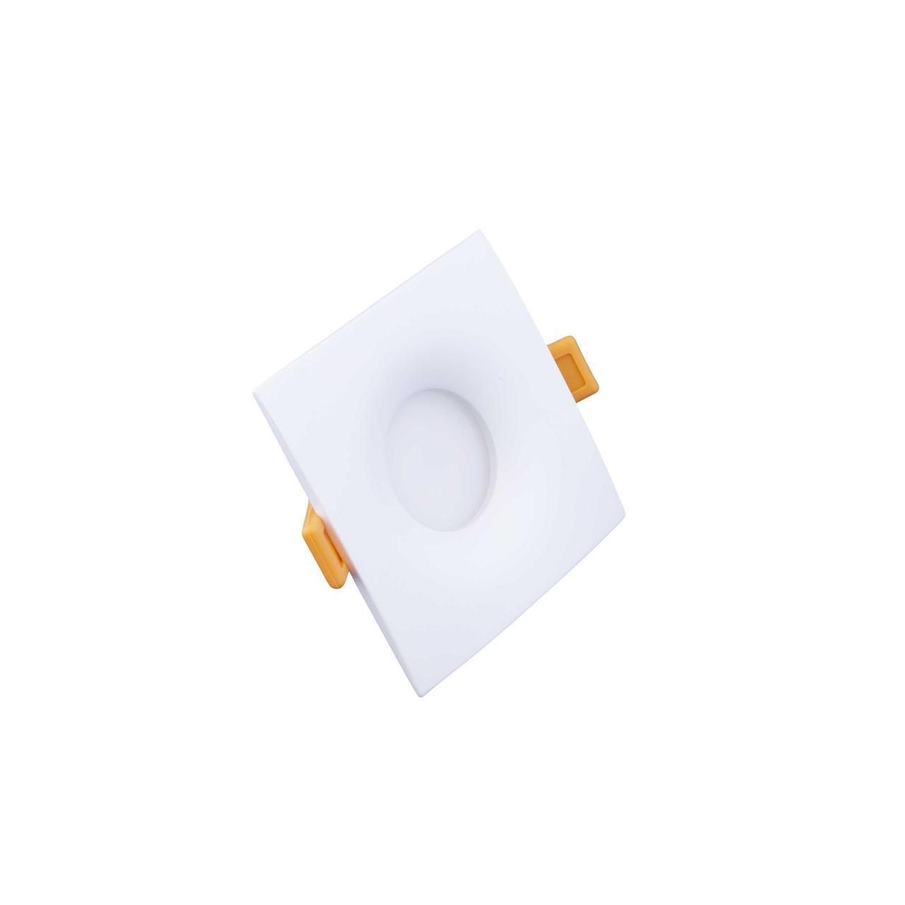 Led спот врезной квадрат белый TH3912 WH