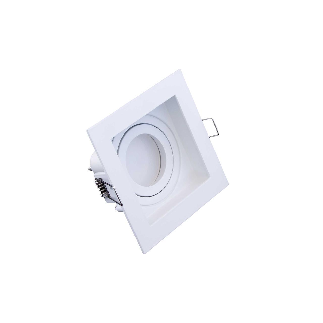 Led спот врезной квадрат белыйTH3530 WH