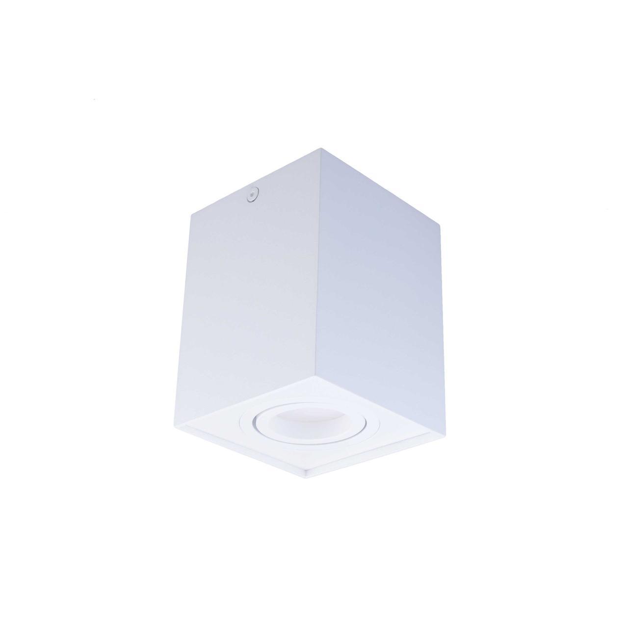 Led спот накладной квадрат белый TH5802 WH