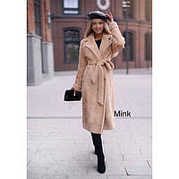 Шубка-пальто  женская стильная 354
