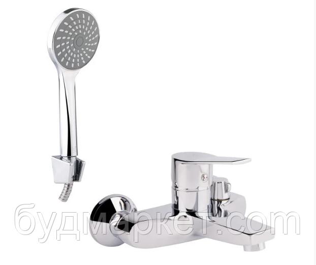 Смеситель Lidz SIT3-A82(CRM) ванна короткая New (k40) 203800600