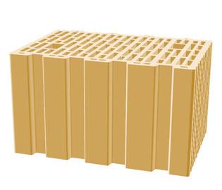 Керамические блоки КЕРАТЕРМ 38