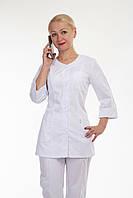 Медицинский костюм женский 3233 ( коттон 40-60 р-р )