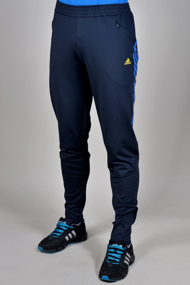 1909cca34ec0 Мужские спортивные брюки Adidas зауженные