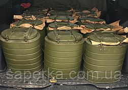 Термос армейский пищевой 12 литров. ТВН 12, фото 3