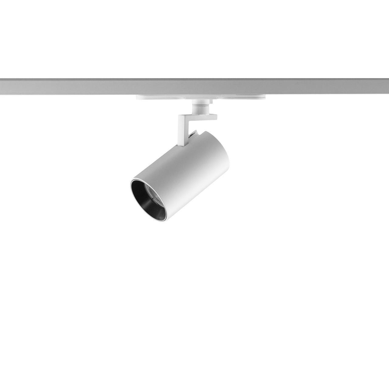 Трековый светильник белый H6204A-COB 7W WH 4000K