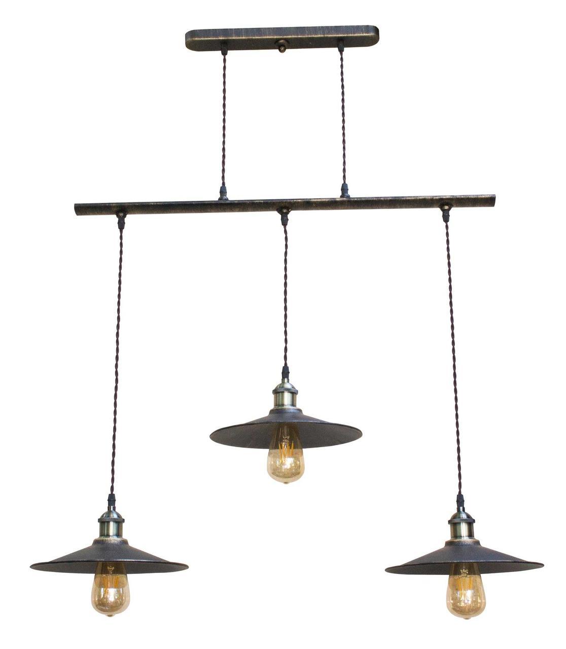 Подвесная люстра Loft 1033-3L
