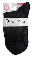Носки женские средней длины DEA MIA Ladies 19С1120, р.23, черный, 1 пара