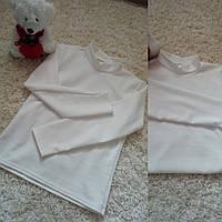 Гольф водолзка белая девочек  152/158 /164 см, фото 1