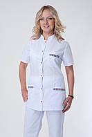 Медицинский костюм женский 2253 (батист 40-56 р-ры)