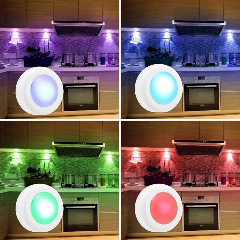 Беспроводные светильники для дома Magic Lights подарят Вам Новогоднее настроение! (комплект из 3х штук),