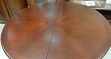 Стол обеденный круглый CHDT-4260-SPB Green River Wood (GR),   Evrodim, фото 2