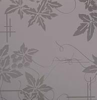 Узорчатое рифленное стекло Виноград бесцветный 4мм