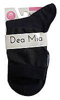 Носки женские средней длины DEA MIA Ladies 19С1120, р.25, черный, 1 пара
