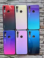 Чехол Gradient для Xiaomi Redmi Note 8 (6 цветов)