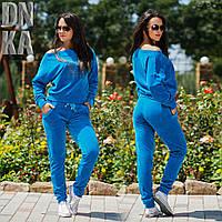 Женский спортивный костюм с карманами , фото 1