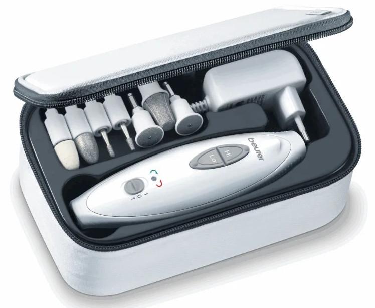 Универсальный набор для маникюра и педикюра Beurer MP 41 фрезер маникюрный