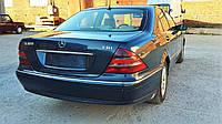 Фонарь задний L,R фара для Mercedes S-Class W220 2001, 2208200164, 2208200264, A2208200164, A2208200264