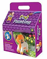 3D Раскраска пес. AMAV