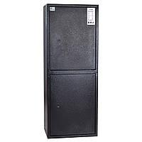 Офисный сейф Ferocon ЕС-130К2.Т1.П2.9005, фото 1