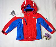 Термо курточка для мальчика Brugi