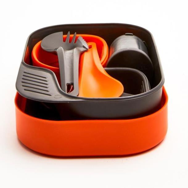 Wildo Набор для 2 человек Camp-A-Box Duo Complete Orange   (6557)
