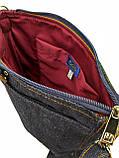 Джинсовая сумка СИАМКА, фото 5