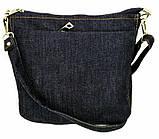 Джинсовая сумка ОРИЕНТАЛ, фото 4