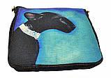 Джинсовая сумка ОРИЕНТАЛ, фото 2
