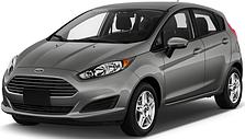 Защита двигателя Ford Fiesta 8 (c 2017--)