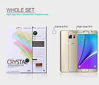 Захисна плівка Nillkin для Samsung Galaxy Note 5 N920 глянцева, фото 1