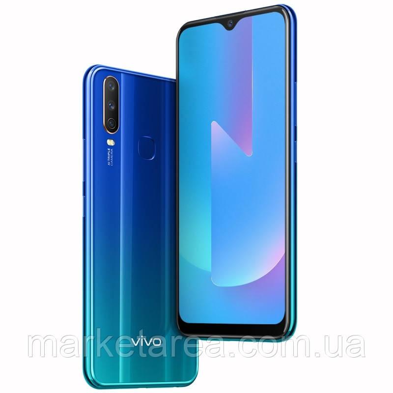 Телефон VIVO U3X blue 3/64Gb