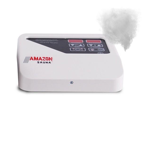 Блок дистанционного управления электрокаменками Amazon серии AM-A, AM-MI, SAM-B. Amazon CON4D