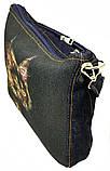 Джинсовая сумка МЕЙН КУН, фото 3