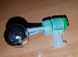Бубенчик двойной с креплением для светлячка, фото 2