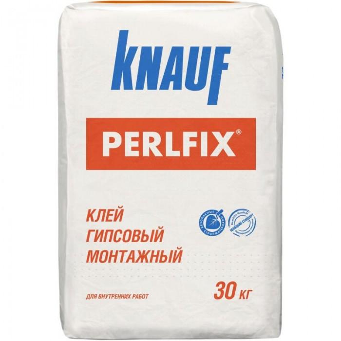 Клей KNAUF Perlfix для гіпсокартонних плит 30,0 кг.