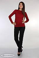 """Классические брюки для беременных """"Cindy"""", черные"""