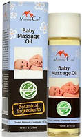 Миндальное масло для массажа младенцев Mommy Care