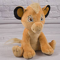 Мягкая игрушка лев Симба «Король Лев», плюшевый лев Симба, игрушка Хранитель Лев