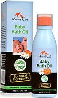 Миндальное масло для купания младенцев Mommy Care
