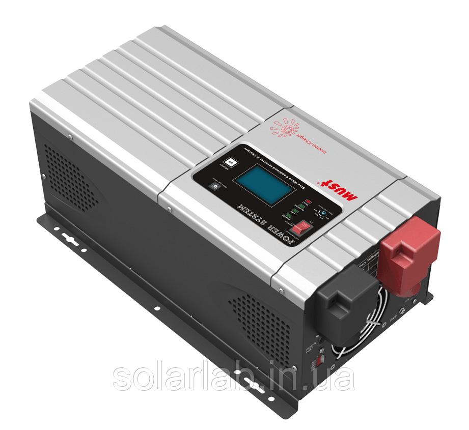 Інвертор EP30-6048 PRO 6000W/48V