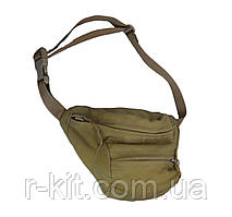 Low Pitched Waist Pack Coyote