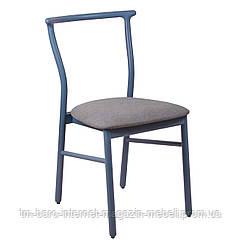 Стул Bone (Боне), пастельно-синий
