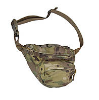 Low Pitched Waist Pack Multicam