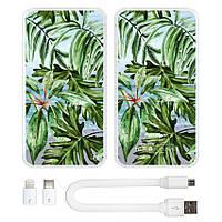 Портативная мобильная батарея Пальмы, 5000 мАч (E505-34)