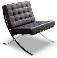 Кресло Барселона черное, фото 2