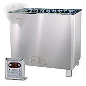 Электрокаменка Amazon SAM-B25 25 кВт с выносным пультом CON4 для сауны