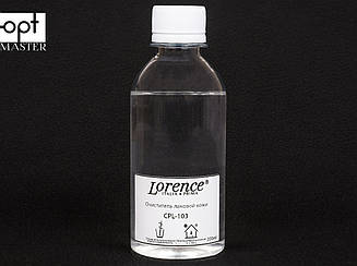 Очиститель лаковой кожи 200мл - CPL-103 - Patent leather cleaner (Lorence)