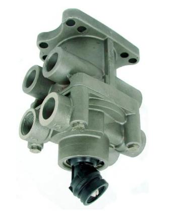 Кран тормозной ножной DAF (MB4694), фото 2