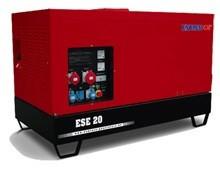Трехфазный дизельный генератор ENDRESS ESE 20 YW/AS (17,3 кВт)